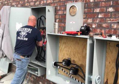 Electrician Gonzales La Kliebert Electric Previous Projects 1